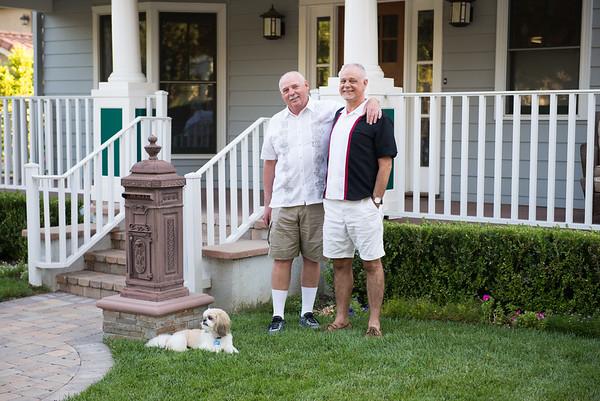 Bill & Keith