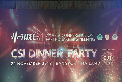 CSI Dinner Party 2018 Bangkok