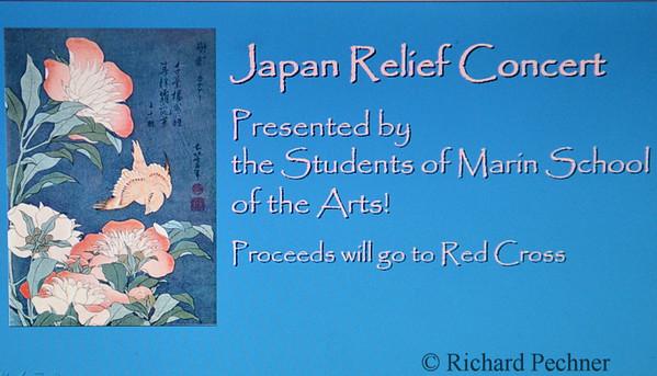 Japan Relief Concert