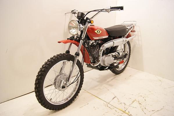 1970 Suzuki TC90