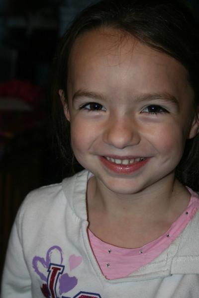 Addie 6th Birthday