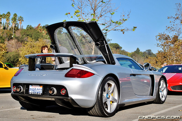 Rose Bowl Cars and Coffee