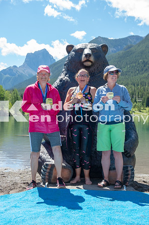 2018 Grizzly Open Water Swim Awards