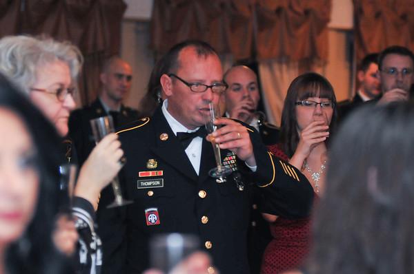 U.S. Army Reserve Banquet