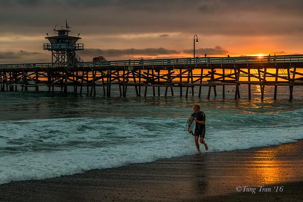 San Clemente - Sunset