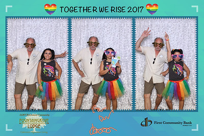 First Community Bank Pride 2017