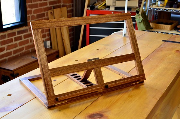 Tabletop Music Stand