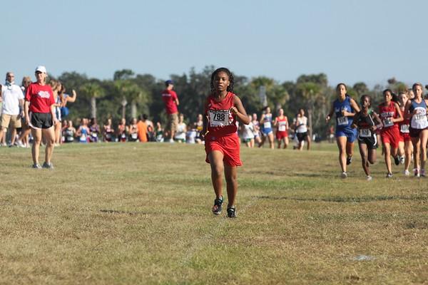 FL Runners Varsity Girls 10-3-09