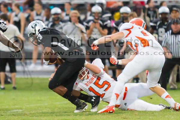 Boone Varsity Football #15 - 2013
