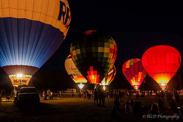 Raleigh Hot Air Balloon Festival