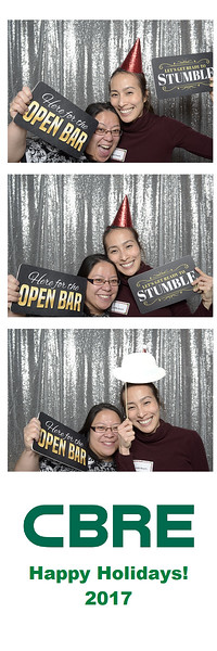 December 7, 2017 - CBRE Holiday Party iBooth.ca