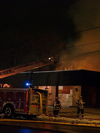 Peabody - 2nd Alarm, December 2007