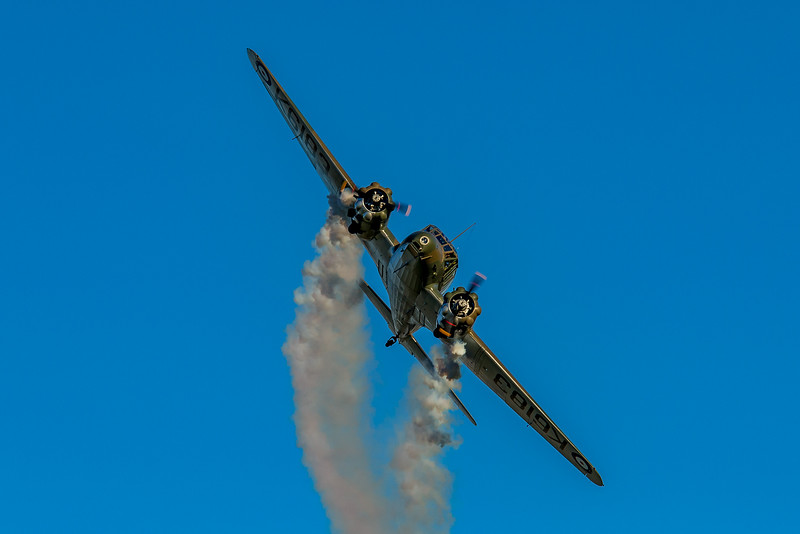 «Classic Fighters Omaka 2019»: Avro Anson