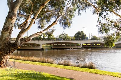 Yarra Bridges, Feb 2015