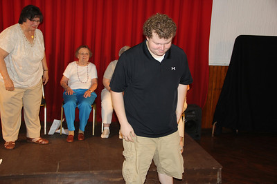 Summer Short Play, Salvation Army Older & Bolder Group, TCAC, Tamaqua (7-28-2013)