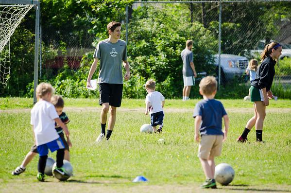 Soccer comes to PS-PK-KK 2014