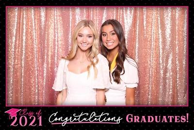 Mount Carmel Graduation #1 - 5.24.21 @ The Cannery