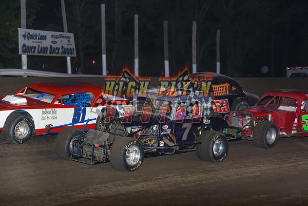 VINTAGE Valley Speedway
