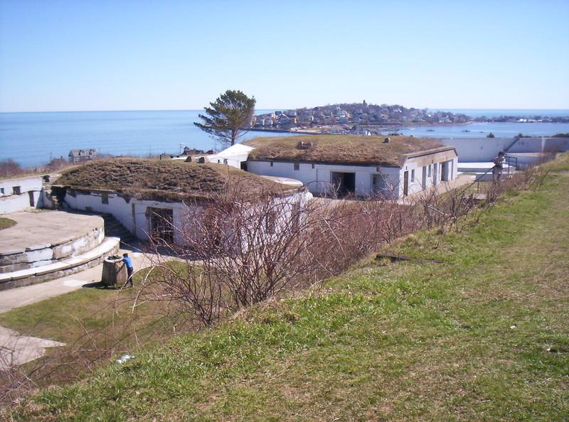 Fort Revere Park