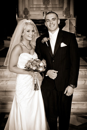 Nick & Brittinie Wedding