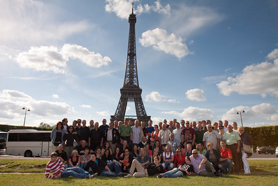 Motorbike Trip to Paris 2012