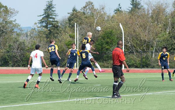 140906 SWOCC Men Soccer vs Spokane