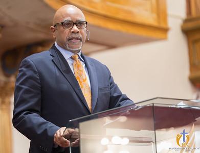 Pastor Charles Tapp - 1/13/18