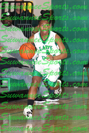 Suwannee High School Basketball 2012-13 Girls