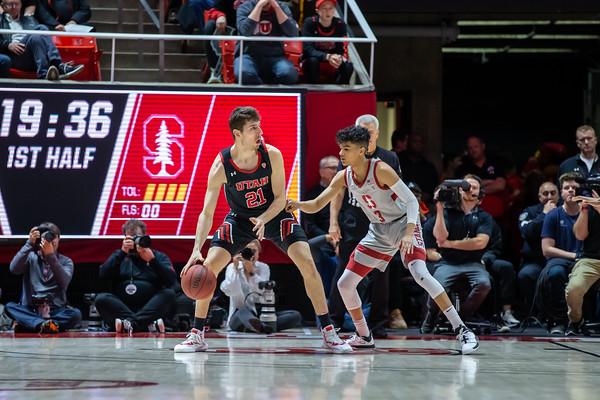 Men's Utah vs Stanford • 02-06-2020