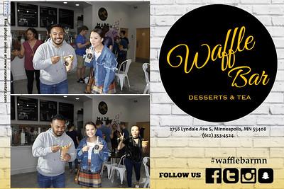 Waffle Bar (photo strips)