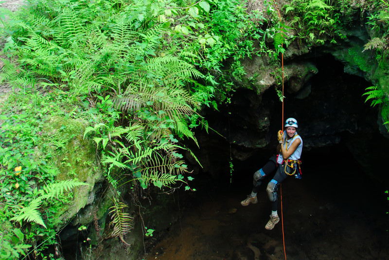 Dames Cave Complex, FL