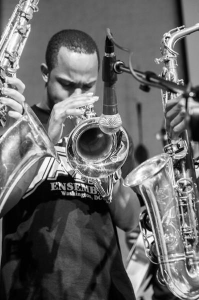 Howard University Jazz Ensemble