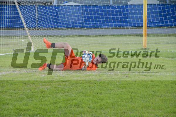 JV Boys Soccer 12-6-18