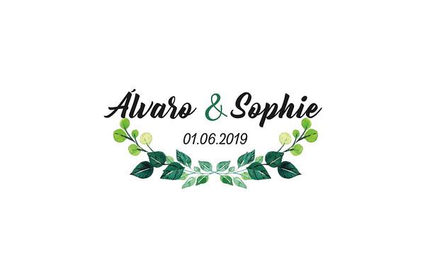 Álvaro & Sophie - 1 junio 2019