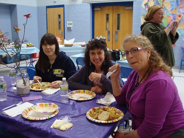 Pollard Volunteers Appreciation Luncheon