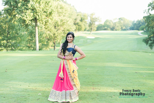 Vanshika  Sweet 16 | Virginia