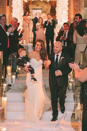 Noah Tepperberg + Melissa Wood   Plaza Hotel NYC Wedding