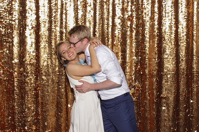 Christine + Justin // BOOTHTASTIC!!