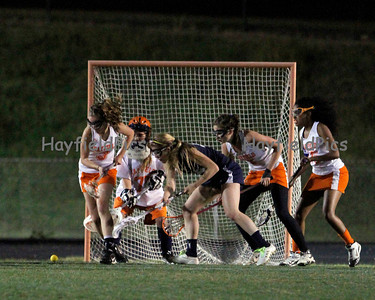Girls Lacrosse Washington & Lee 4/29/11