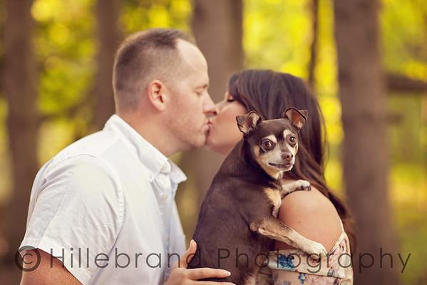 Kristi & Kyle's Engagement Session
