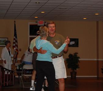Craig & Della dancing