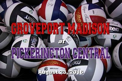 2016 Groveport Madison at Pickerington Central (08-23-16)