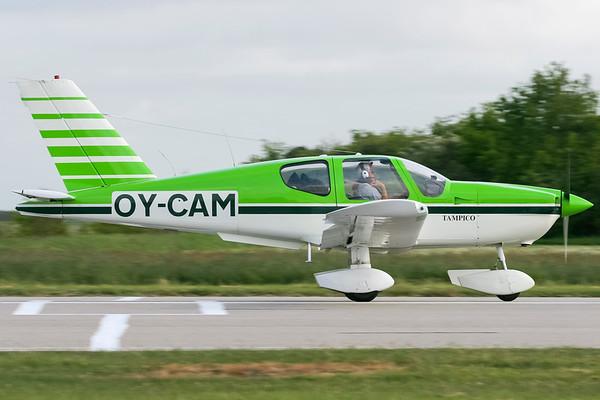 OY-CAM - Socata TB-9 Tampico