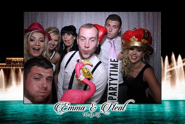 Emma & Neal Wedding