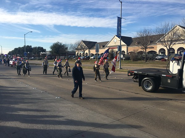 Richardson Christmas Parade and Lock-in