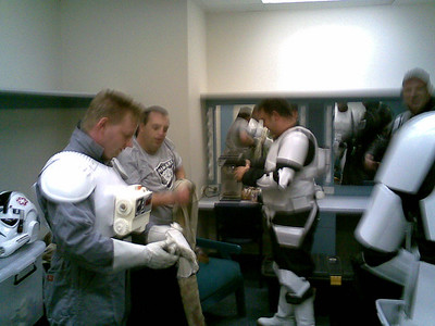 One Man Star Wars Show 2007