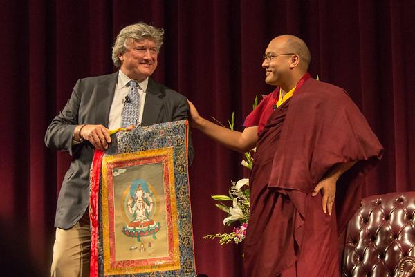 H. H. 17th Karmapa
