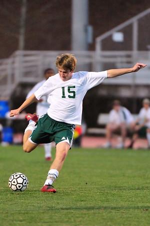 2008 - 2009 Wesleyan Boys Soccer vs. Alpharetta