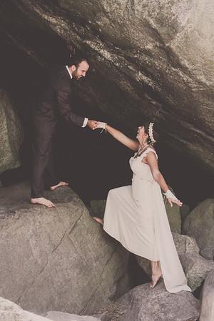 David & Mischa / Yosemite, CA Wedding