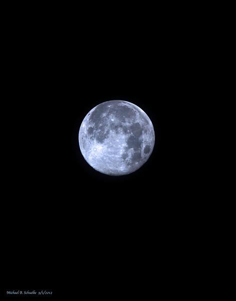 Blue Moon Over Fairton